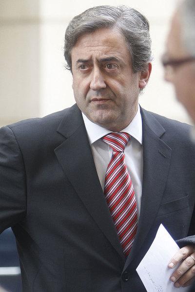 El fiscal Javier Zaragoza.