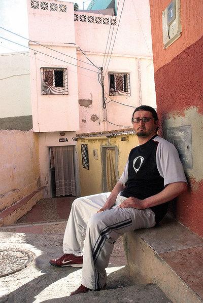 El español internado en la prisión ilegal de Guantánamo Hamed Abderramán Ahmed.