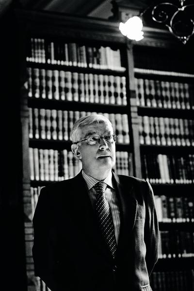 Víctor García de la Concha, director de la Real Academia Española