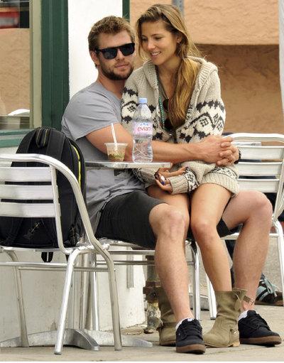 Elsa Pataky se casa con su novio Chris Hemsworth | Edición ... Adrien Brody Instagram