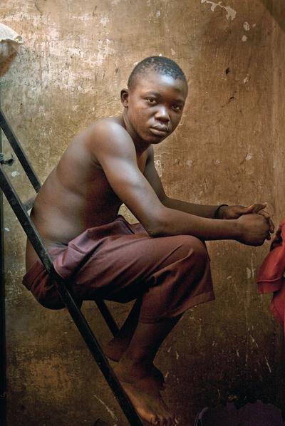 Abu Sese, de 16 años, condenado a dos años por robar el bolso a una mujer