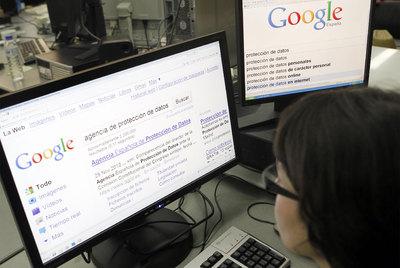 Google defenderá sus búsquedas por primera vez en la Audiencia Nacional.