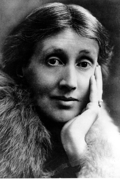 Virginia Woolf (1882-1941).