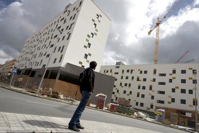 El mito de que el precio de las viviendas no iba a caer nunca quedó brutalmente desmentido por la crisis económica.
