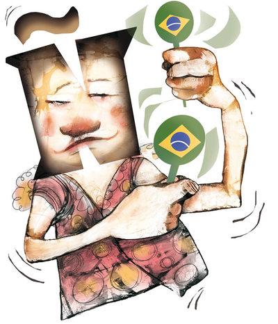 El (lento) avance del español en Brasil