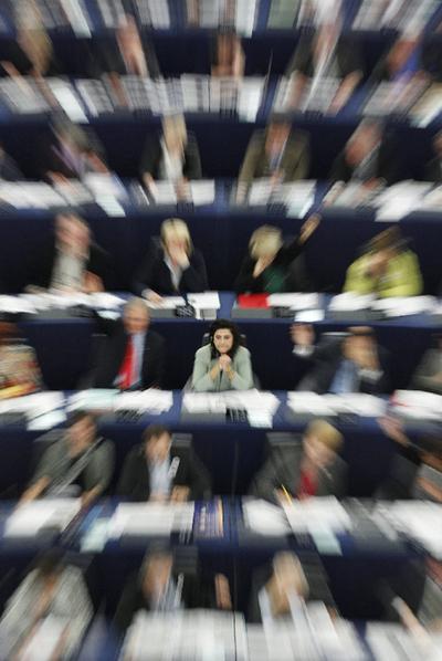 El Parlamento Europeo apoya las cuotas femeninas en puestos directivos.