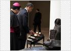 Obama rinde homenaje a monseñor Óscar Romero en El Salvador