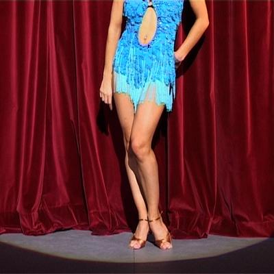 Imagen del vídeo  Jolie Valse  (2007), de Julião Sarmento.