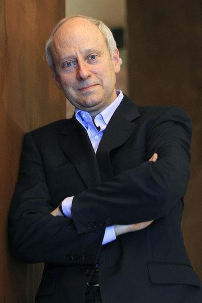 El filósofo Michael J. Sandel, en la Fundación Juan March.