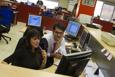 Quiero ir a trabajar edici n impresa el pa s for Oficina vodafone empresas