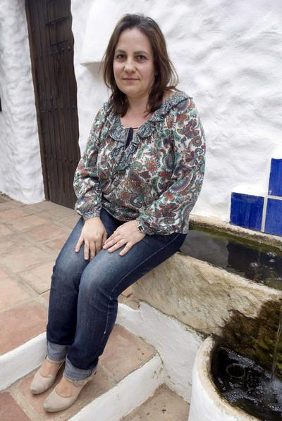 La profesora Resurrección Galera Navarro.