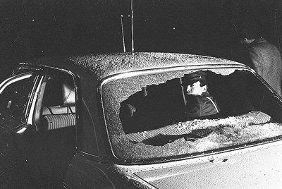 El ministro de Justicia Rodrigo Lara Bonilla fue asesinado por sicarios de Pablo Escobar el 30 de abril de 1984.