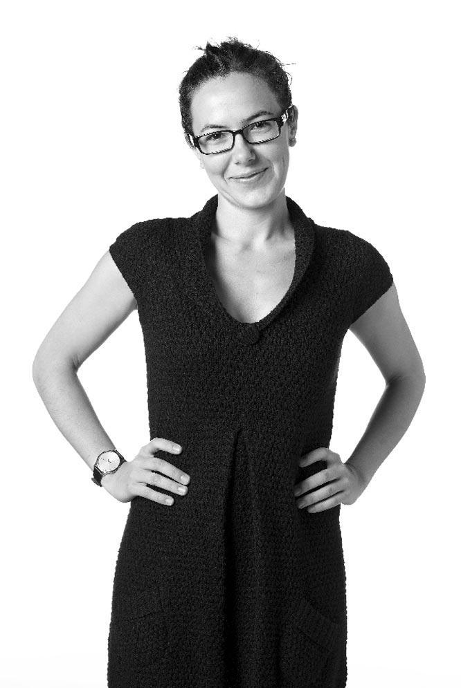 Inma Bermúdez, diseñadora