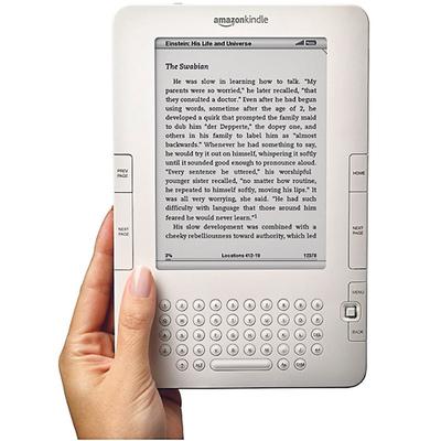 Kindle, es el libro electrónico de Amazon