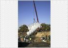 El juez imputa a tres directivos de Spanair por el accidente de Barajas