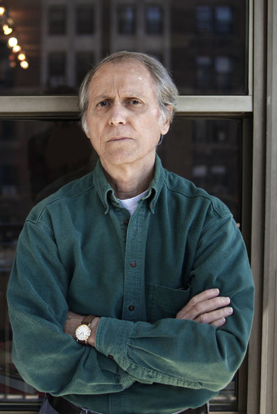 Don DeLillo, retratado en Nueva York.