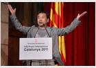 Murakami, antinuclear y soñador