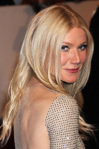 La actriz Gwyneth Paltrow, en Nueva York.