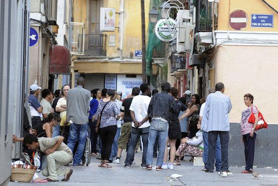 barrio chino barcelona prostitutas prostitutas en babilonia