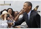 Obama visita Puerto Rico 50 años después de Kennedy