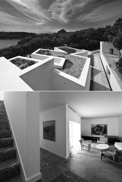 Un arquitecto una casa un libro edici n impresa el pa s - Arquitectos en mallorca ...