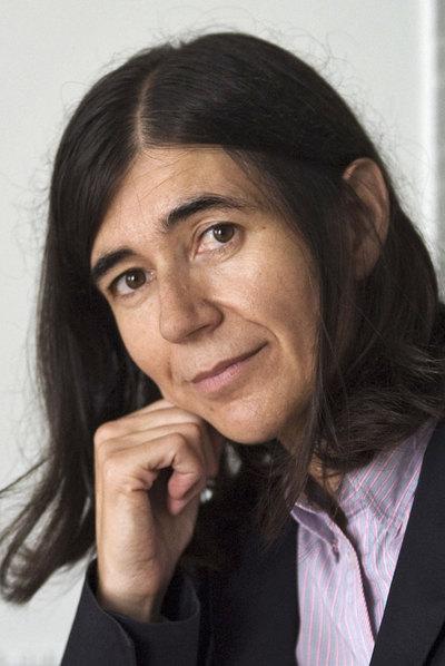 María Blasco.