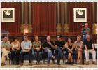 El alcalde de San Sebastián retira el retrato del Rey del salón de plenos