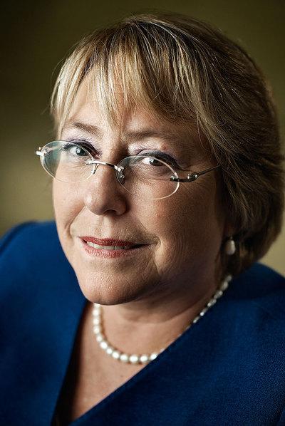 Michelle Bachelet, expresidenta de Chile, es ahora la directora ejecutiva de ONU Mujeres.