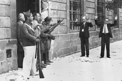 guerra civil en andalucia: