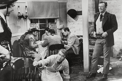 El hombre que mató a Liberty Valance  (1962), de John Ford, es
