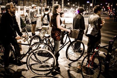 FOTOGALERIA: Un cambio en la movilidad