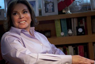 Elba Esther Gordillo, presidenta vitalicia del Sindicato Nacional de Trabajadores de la Educación.