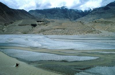 El Himalaya, la cordillera más alta de la Tierra
