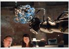 Robots escultores