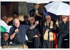 Madrid vuelve a prestarse a un acto masivo de exaltación católica