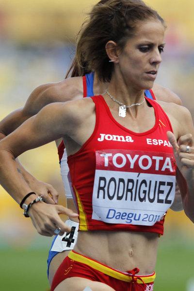 Natalia Rodríguez.