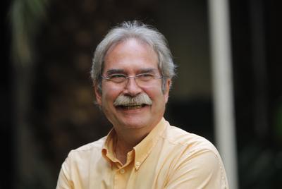 El escritor Jaume Cabré, ayer en el Ateneo de Barcelona.