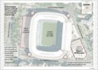 El Real Madrid planea un centro comercial en plena Castellana
