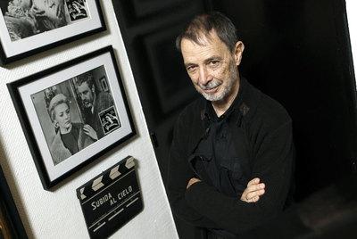 El director de fotografía José Luis Alcaine.
