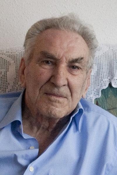 José Barajas Galeano, en su casa de Barcelona.