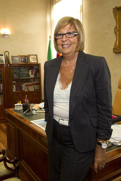 Adelaida de la Calle es candidata a presidir la CRUE.