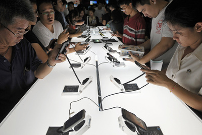El bloqueo de BlackBerry paralizó la mensajería en cuatro continentes.
