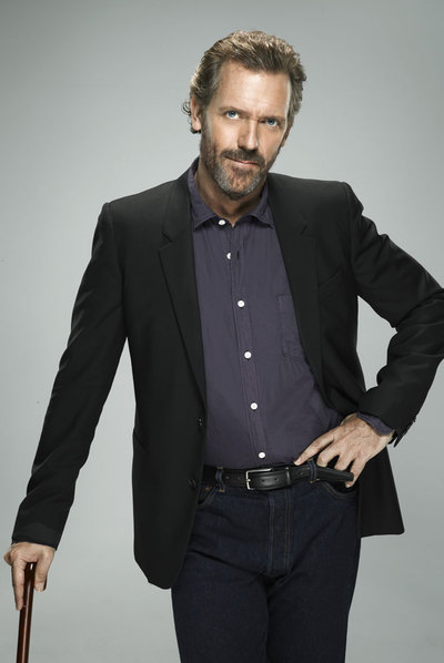 Hugh Laurie lleva ocho temporadas interpretando al doctor Gregory House.