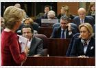 Aguirre se atrinchera en Madrid y los marianistas ven su sucesión en marcha