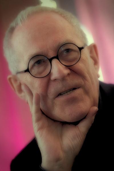 El arquitecto británico Peter Cook.
