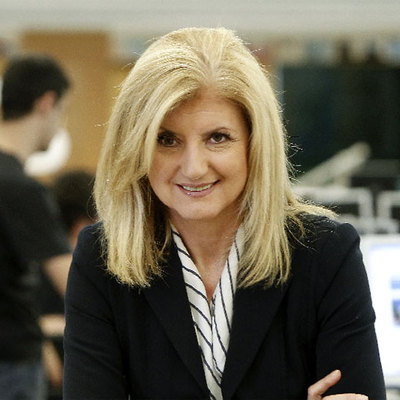 Arianna Huffington, presidenta de  The Huffington Post  y consejera de EL PAÍS.