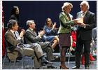 Carlos Saura recibe la Medalla Internacional de las Artes de Madrid