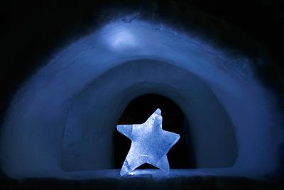 La estrella que cayó en el Ártico