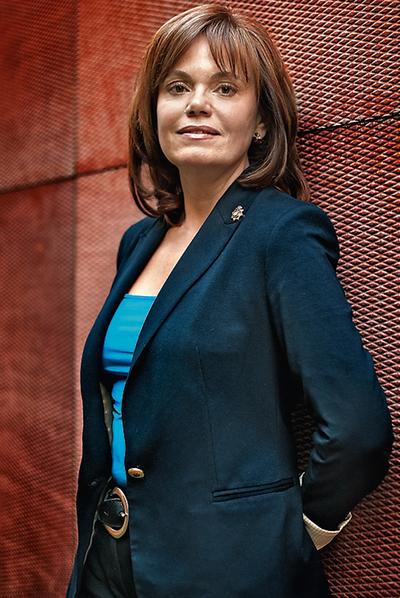 Inmaculada Montalbán, presidenta del Observatorio contra la Violencia de Género.