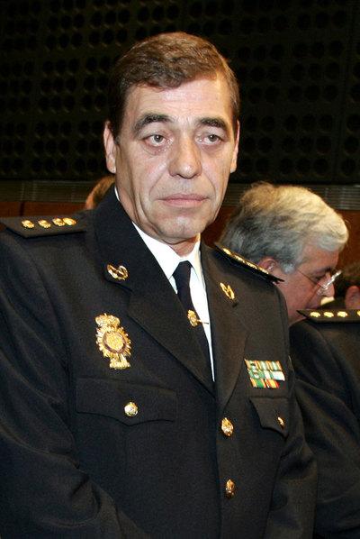 Juan Antonio González, en 2004.